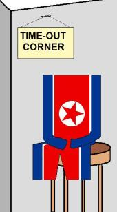 Naughty North Korea