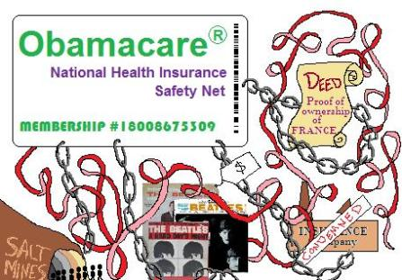 Obamacare according to insurance industry