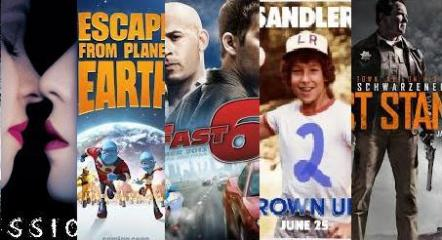 Five Worst Movies of 2013