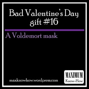 Bad Valentine's Day Gift #16