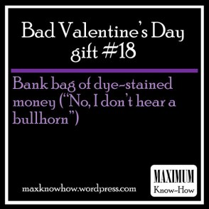 Bad Valentine's Day Gift #18